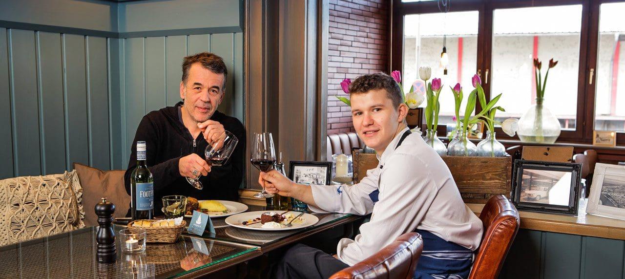 Mirko Sansa & Johann Pfannestiel